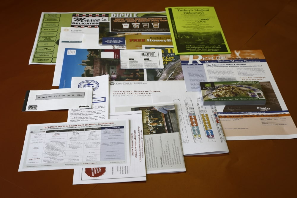 Web Printing Products