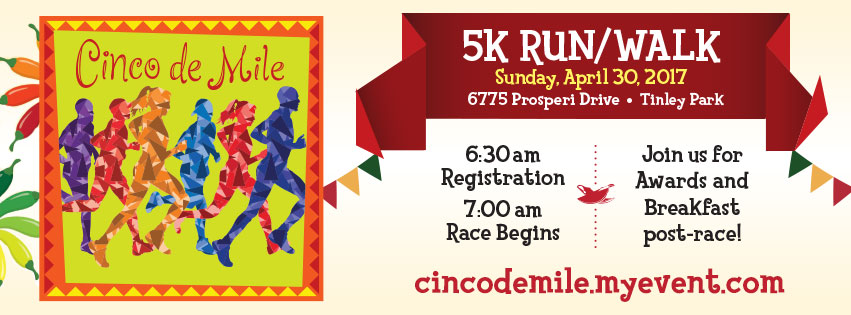 Cinco de Mile 5K