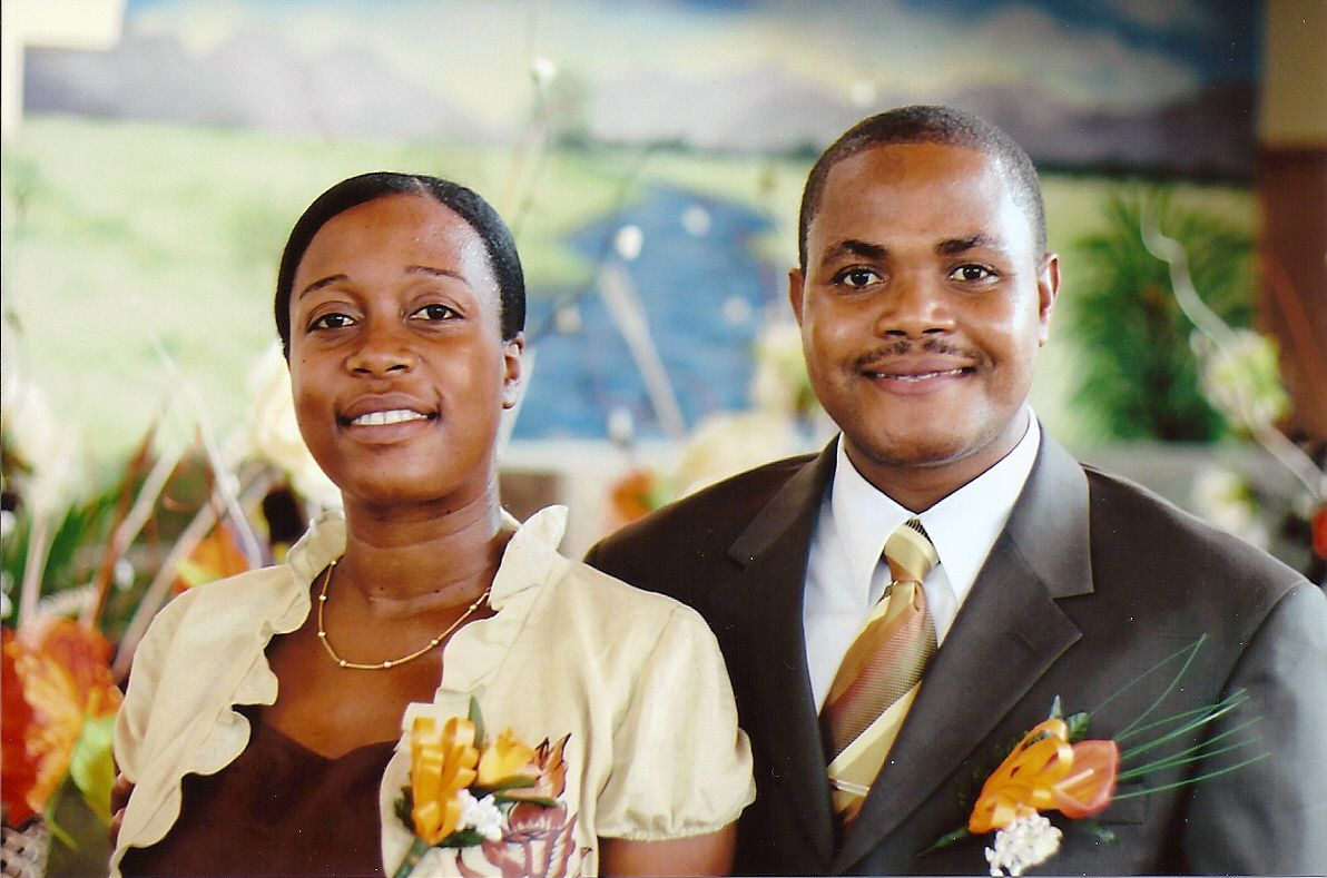 Associate Pastor Daniel and Ann Telfort