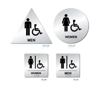 Engraved & Braille Signs