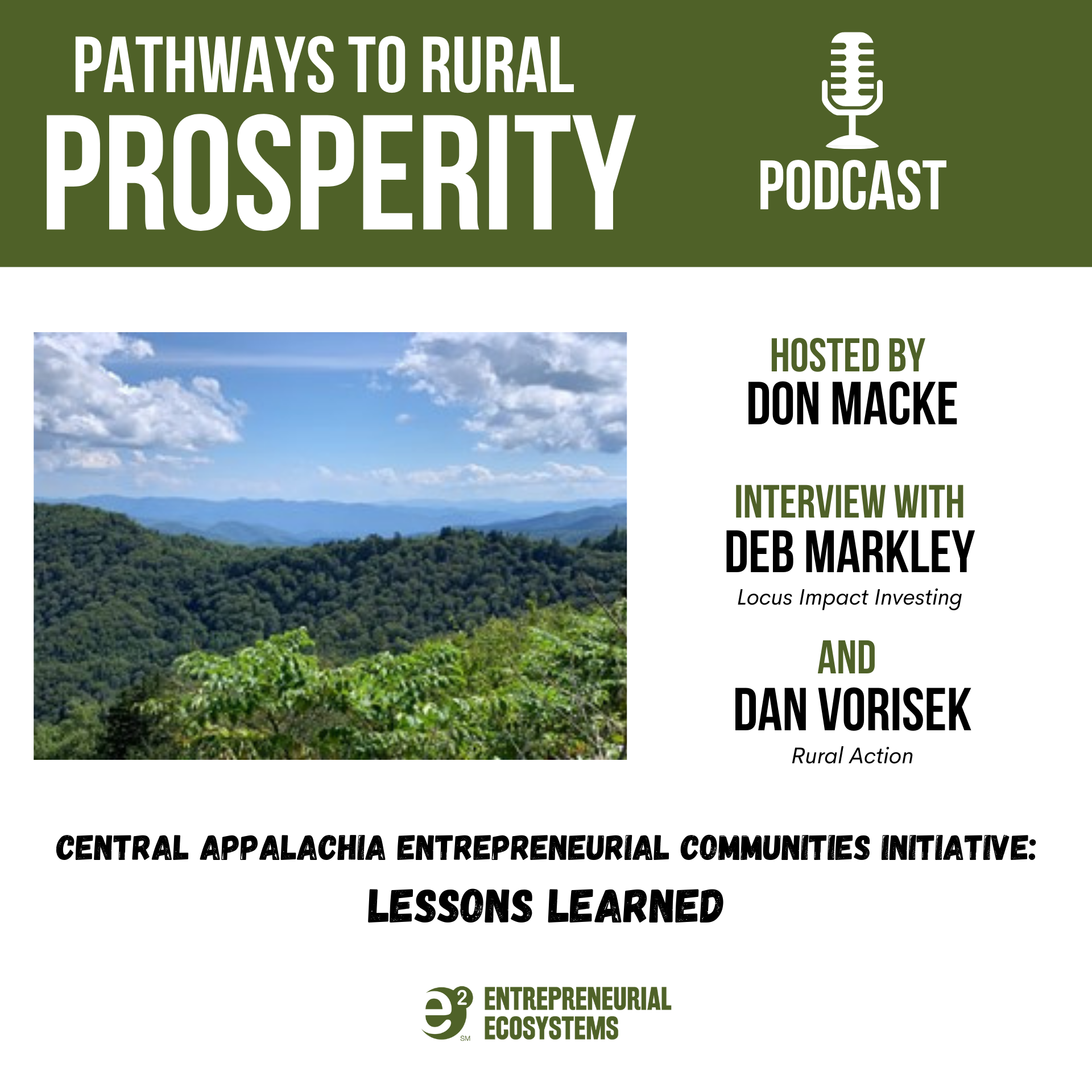 PODCAST - Central Appalachia Lessons Learned