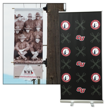 Custom Banners | Large Format Printing, Banner Printing