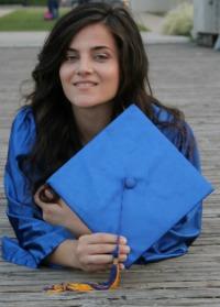 Rebecca Rusu - LaVega High School Graduate