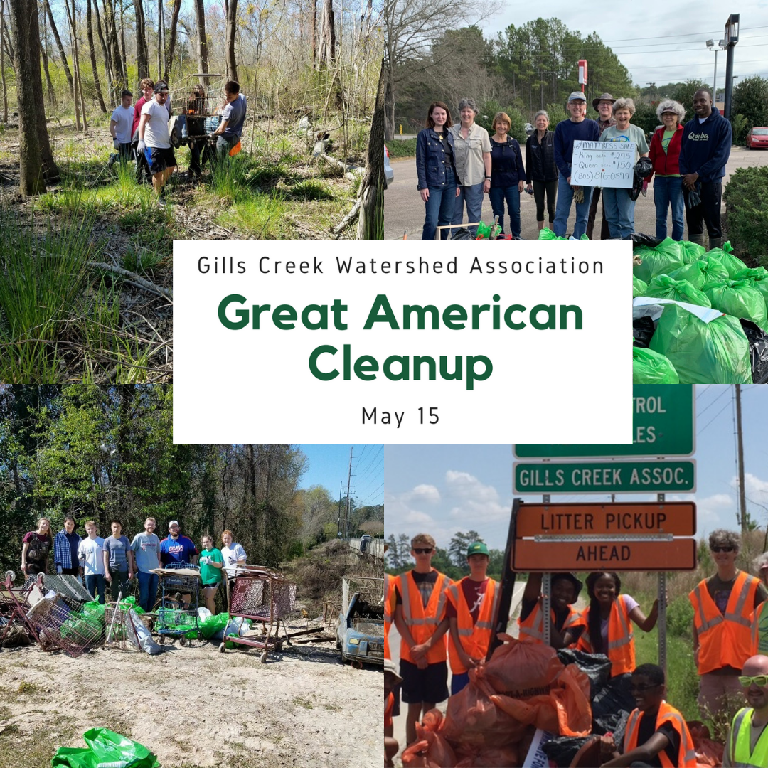 GCWA Great American Cleanup
