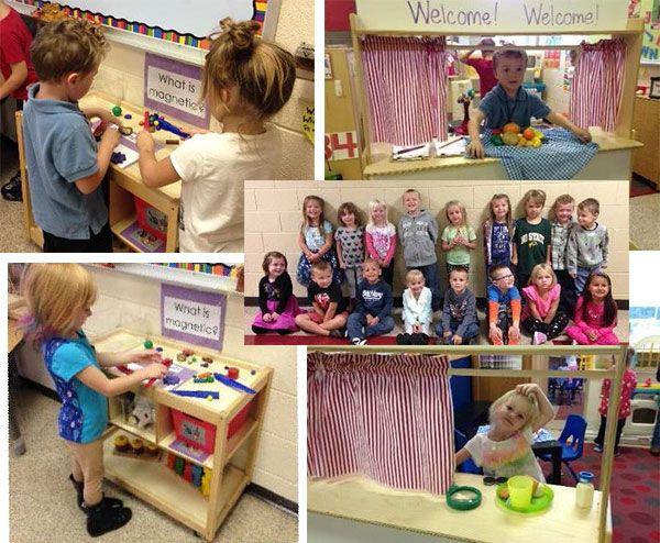 Grant Helps Preschoolers Learn at Play