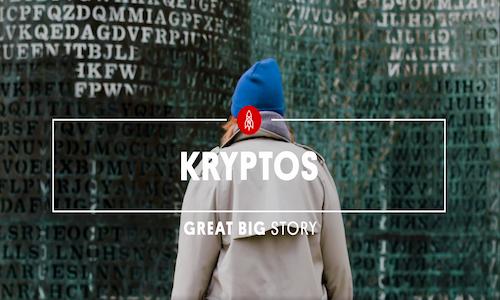 Kryptos video featuring Elonka Dunin