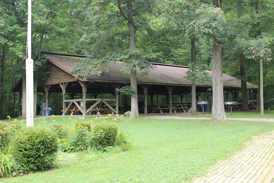 Dogwood Picnic Shelter I