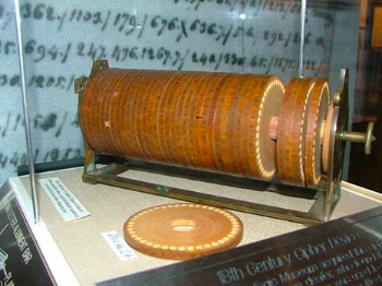 Jefferson Cipher