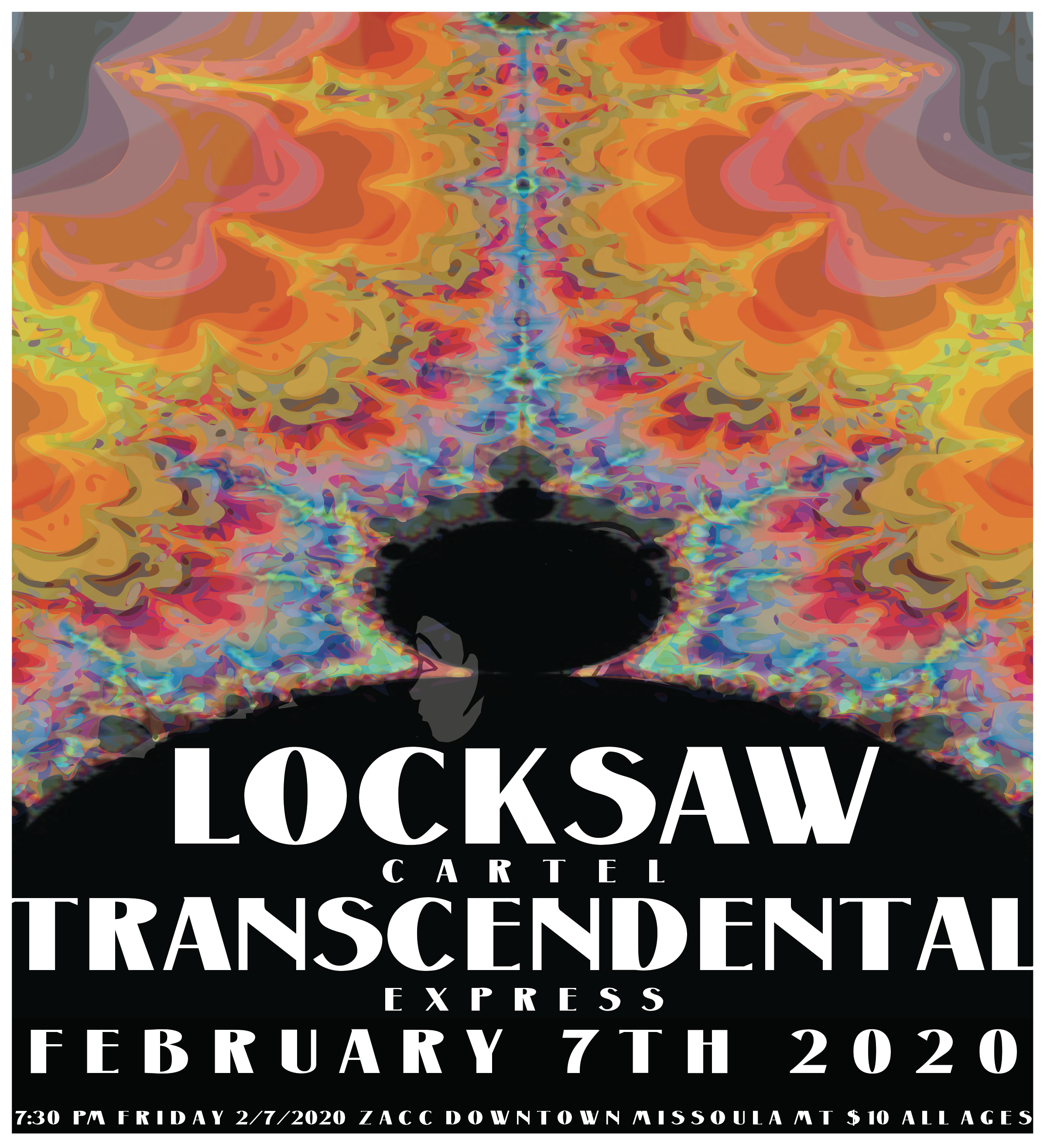 Live Music: Locksaw Cartel + Transcendental Express