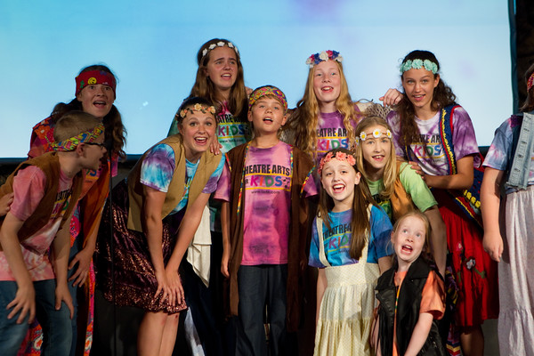 Godspell JR June 2016
