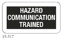 Hazard Communication Trained
