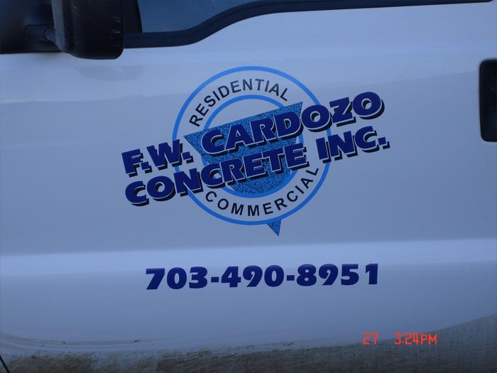 F.W. Cardozo Truck Graphics