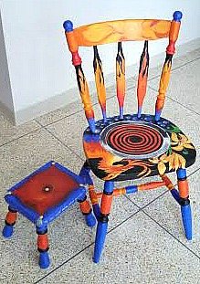 """""""Hot Seat, Cold Comfort"""""""