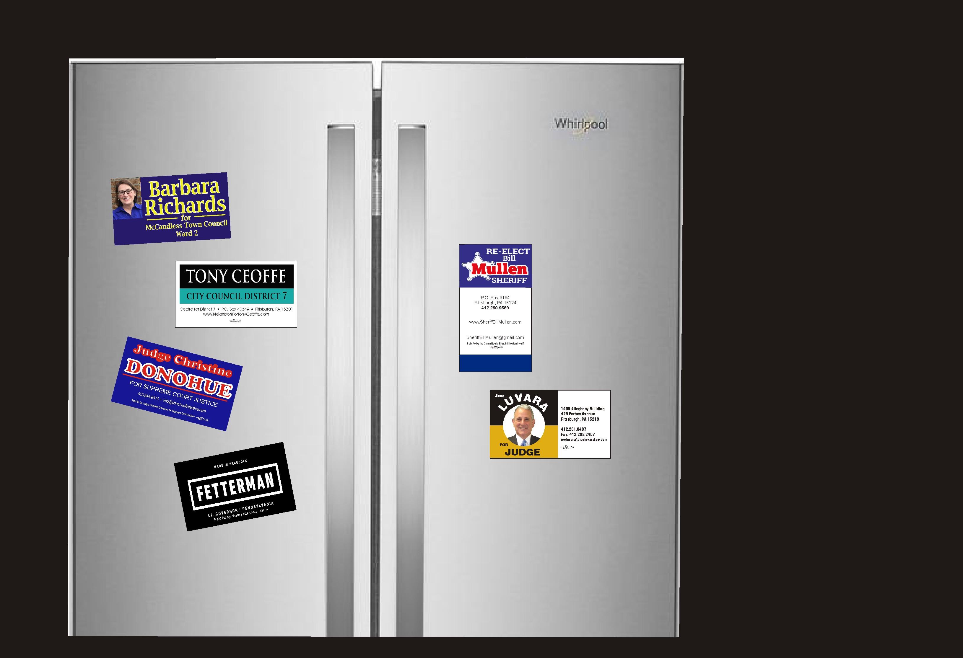 Magnetic Business Cards Custom Magnets Digital Printing