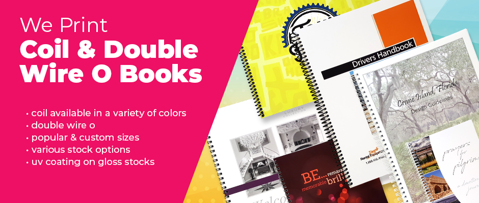 Coil & Wire O Books Banner
