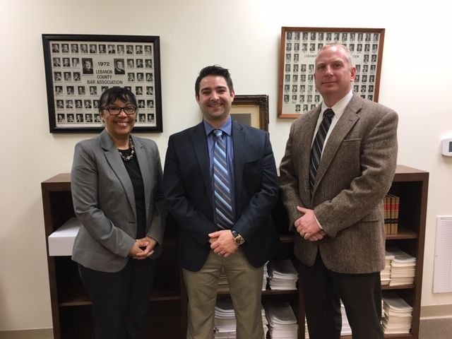 Attorney Corey Lamoureux Honored