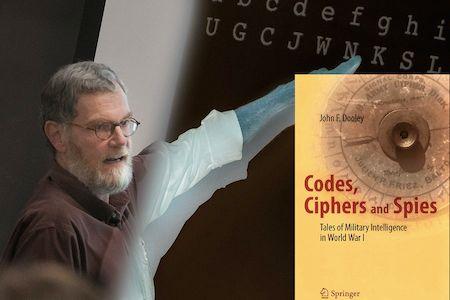 Knox Professor Reveals Unlikely Hero in War of Secret Coders