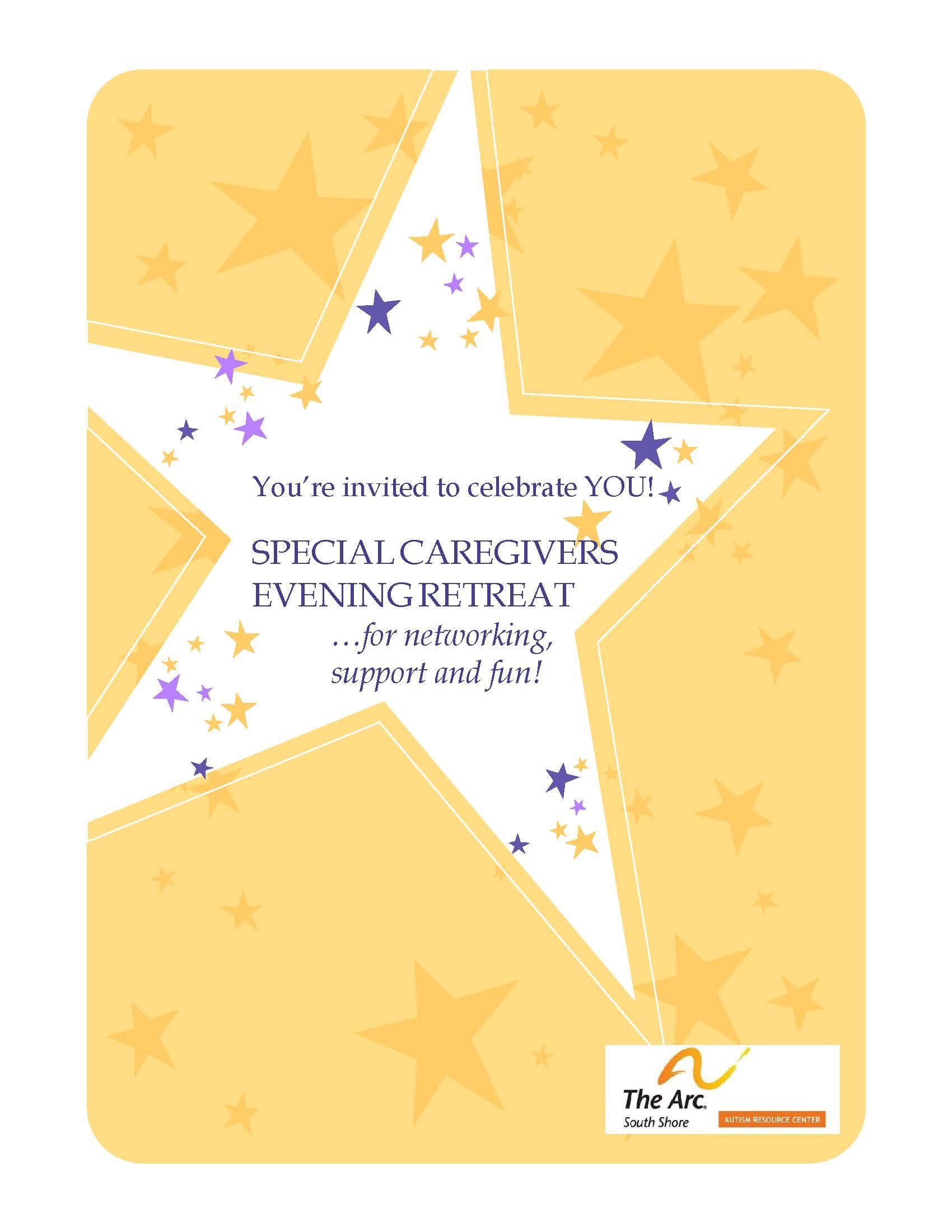 Special Caregivers Evening Retreat