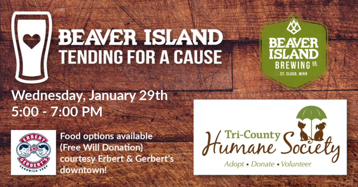 Tending for a Cause at Beaver Island Brewing
