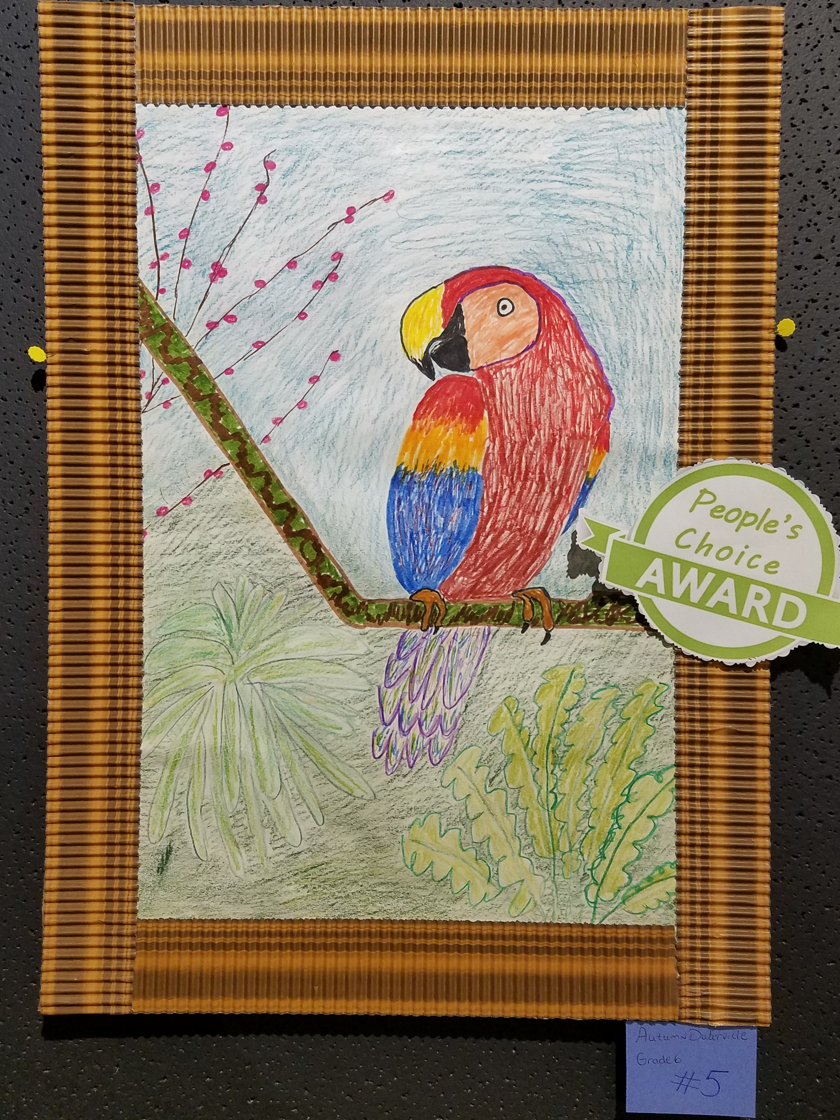 Student Art Show Reception