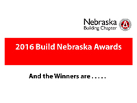 2016 Build Nebraska Awards