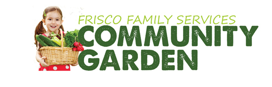 Frisco Family Services How To Help Community Garden