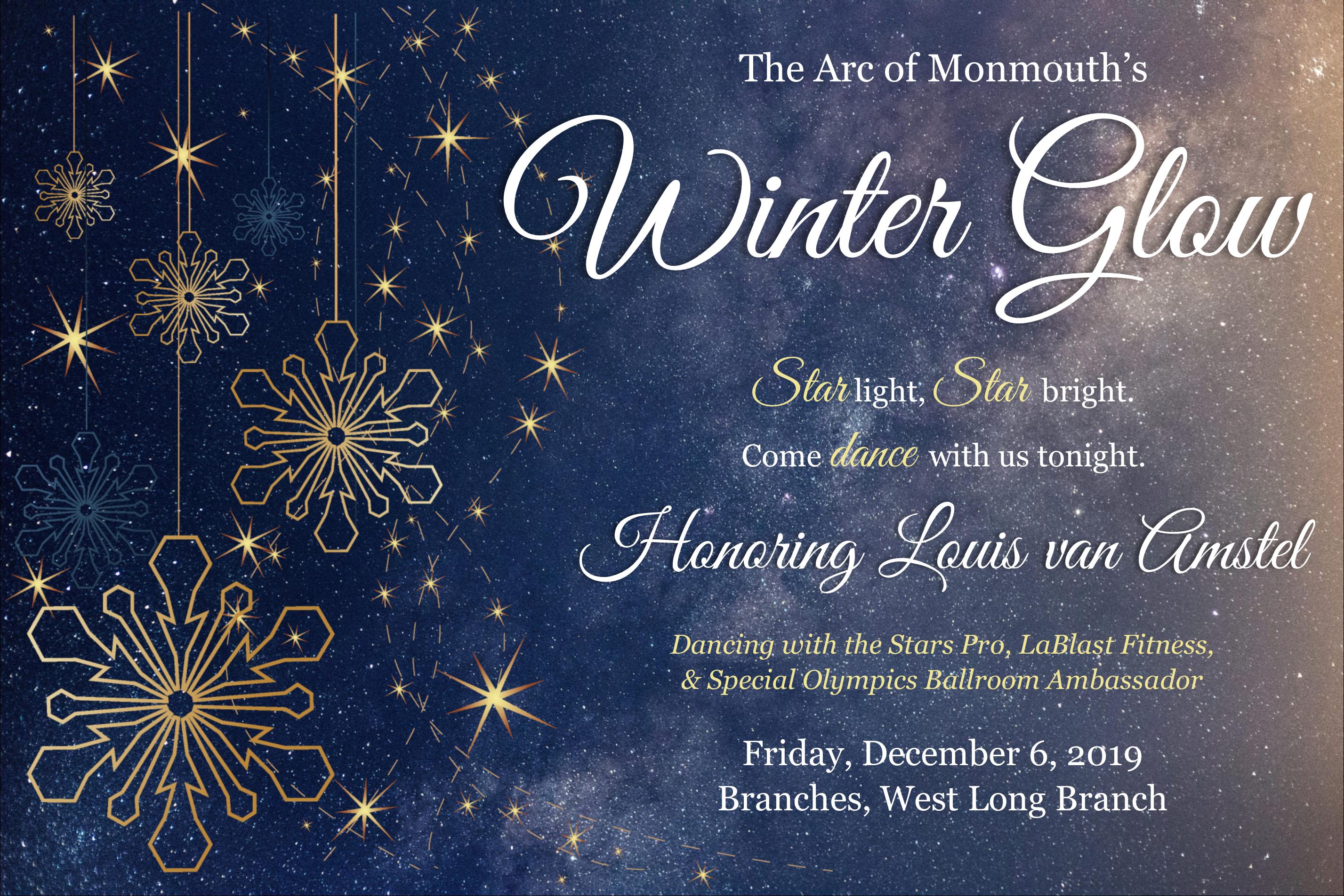 Winter Glow gala