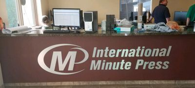 IMP - Front Counter Sign