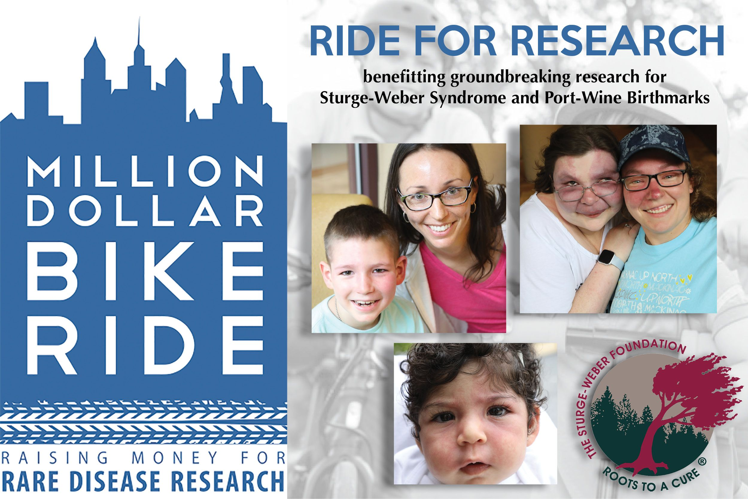 1st SWF UPENN Bike Ride for Research