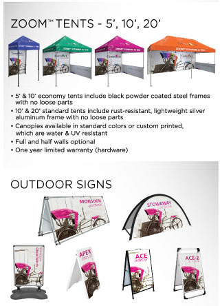 TENTS & MORE