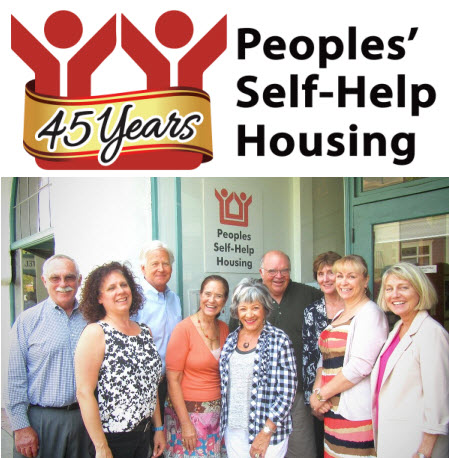 Peoples' Self-Help Housing Announces Committee for 45th Anniversary Gala, Auction
