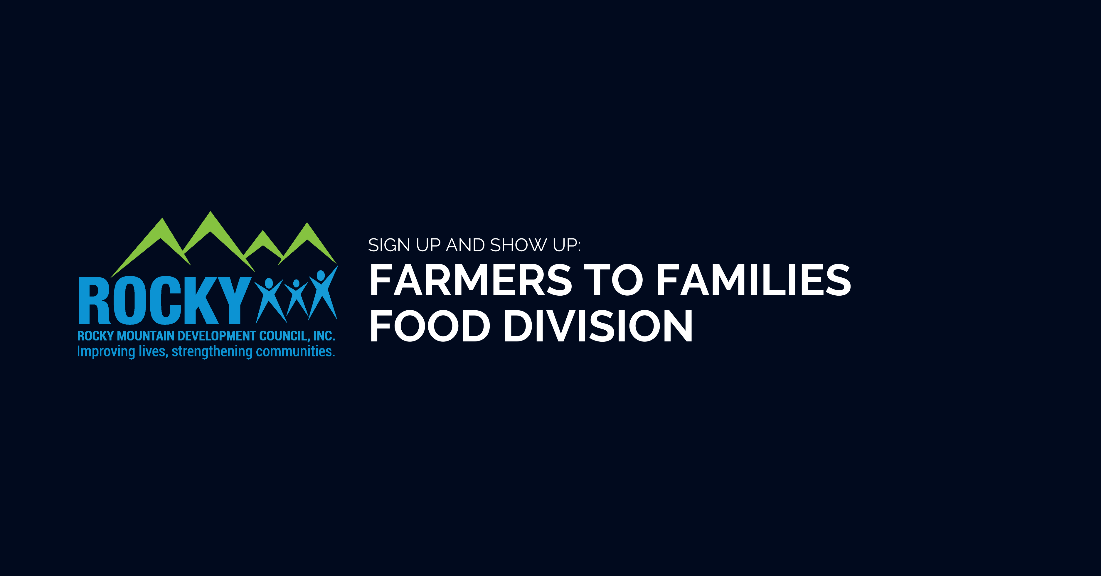 Farmers to Families Food Division