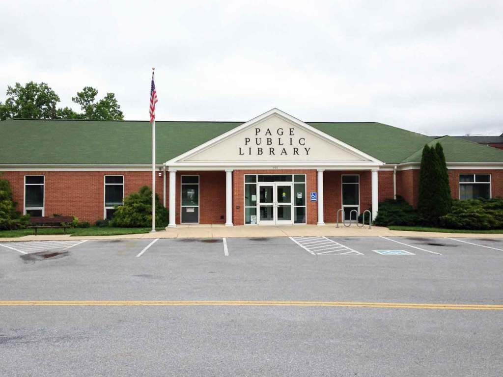Page Public Library