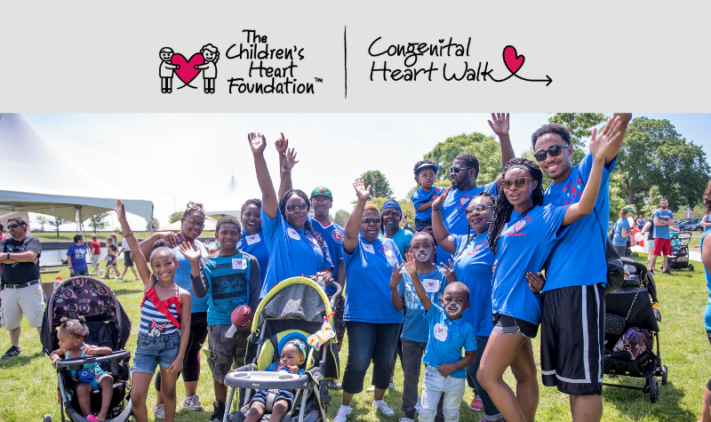 Join us as we #WalkForCHDResearch in 2019!