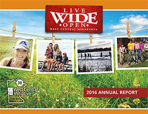 Live Wide Open: Annual Report 2016