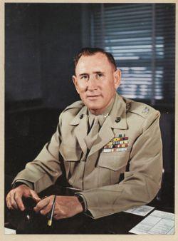 Col. Alva Bryan Lasswell, USMC