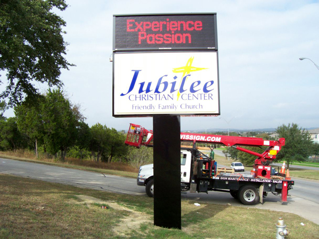 Jubilee Christian- Manufacture & Installation