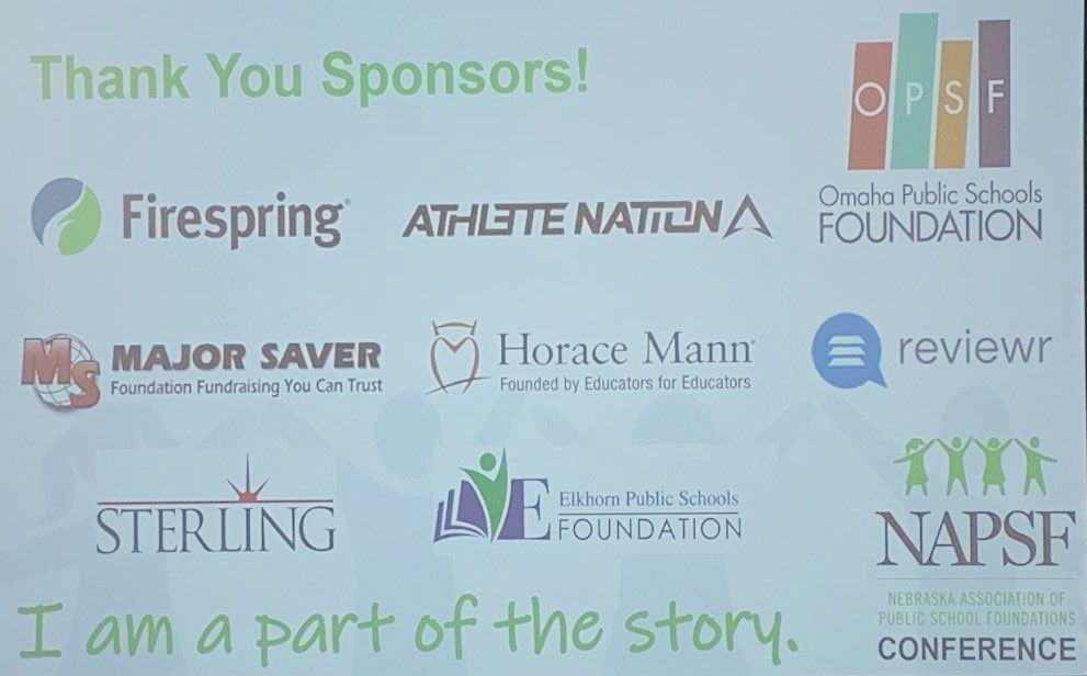 2019 Fall Conference Sponsors