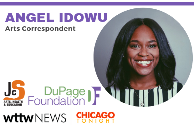 JCS Fund Arts Correspondent Debuts on WTTW's Chicago Tonight