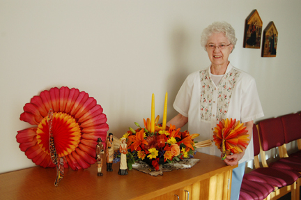Thanksgiving Blessings to You