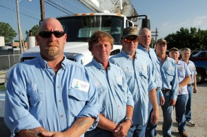 City of Auburn utility workers