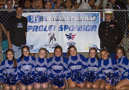 Sign Distinction | RB High School | Team RWB | Fundrasier