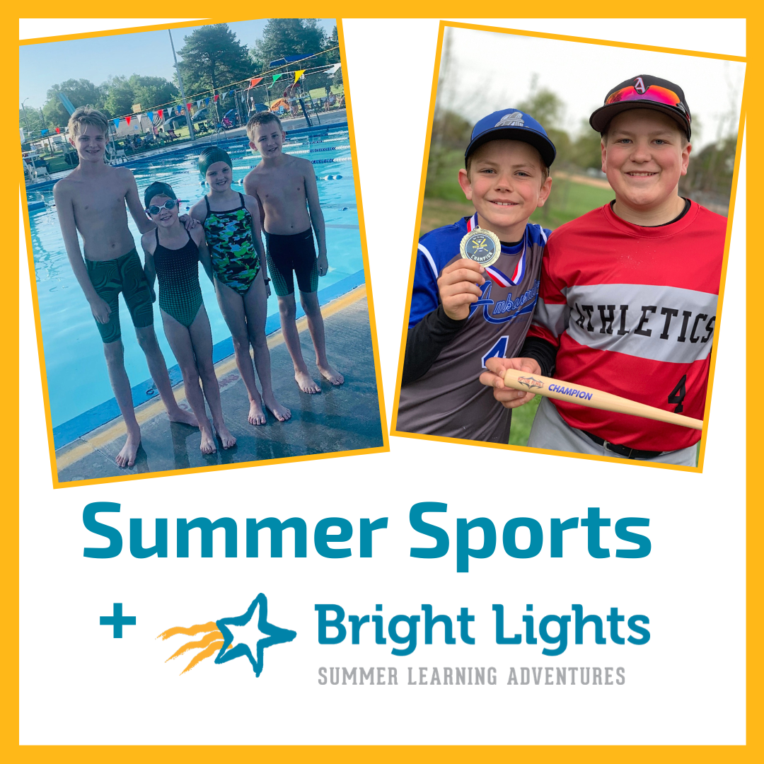 Managing Sports and Summer Camp Schedules