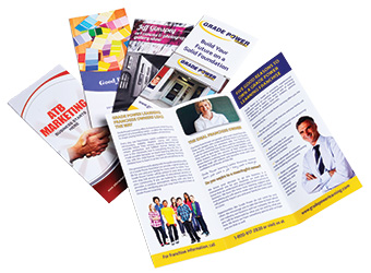 The Benefits of Brochures During A Marketing Campaign