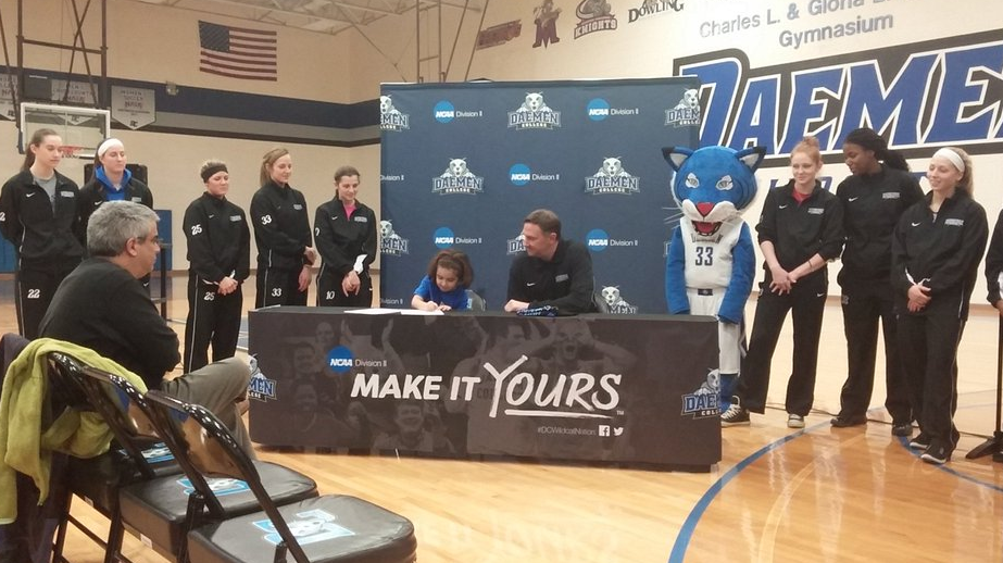 Women's Basketball Introduces Sofia As Team's Newest Member