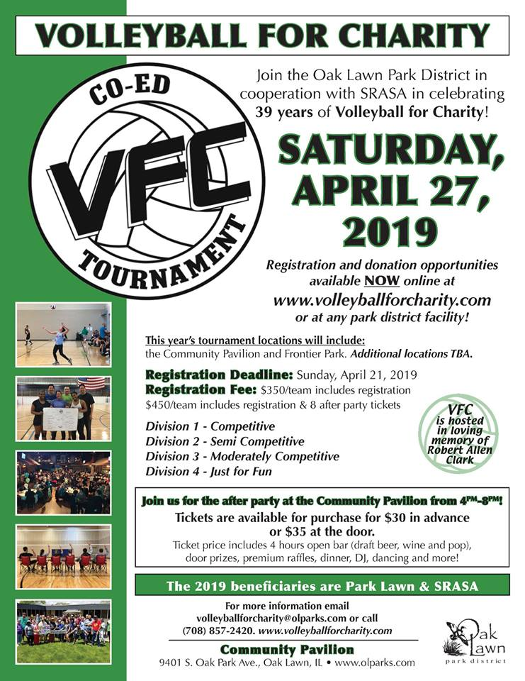 Volleyball for Charity