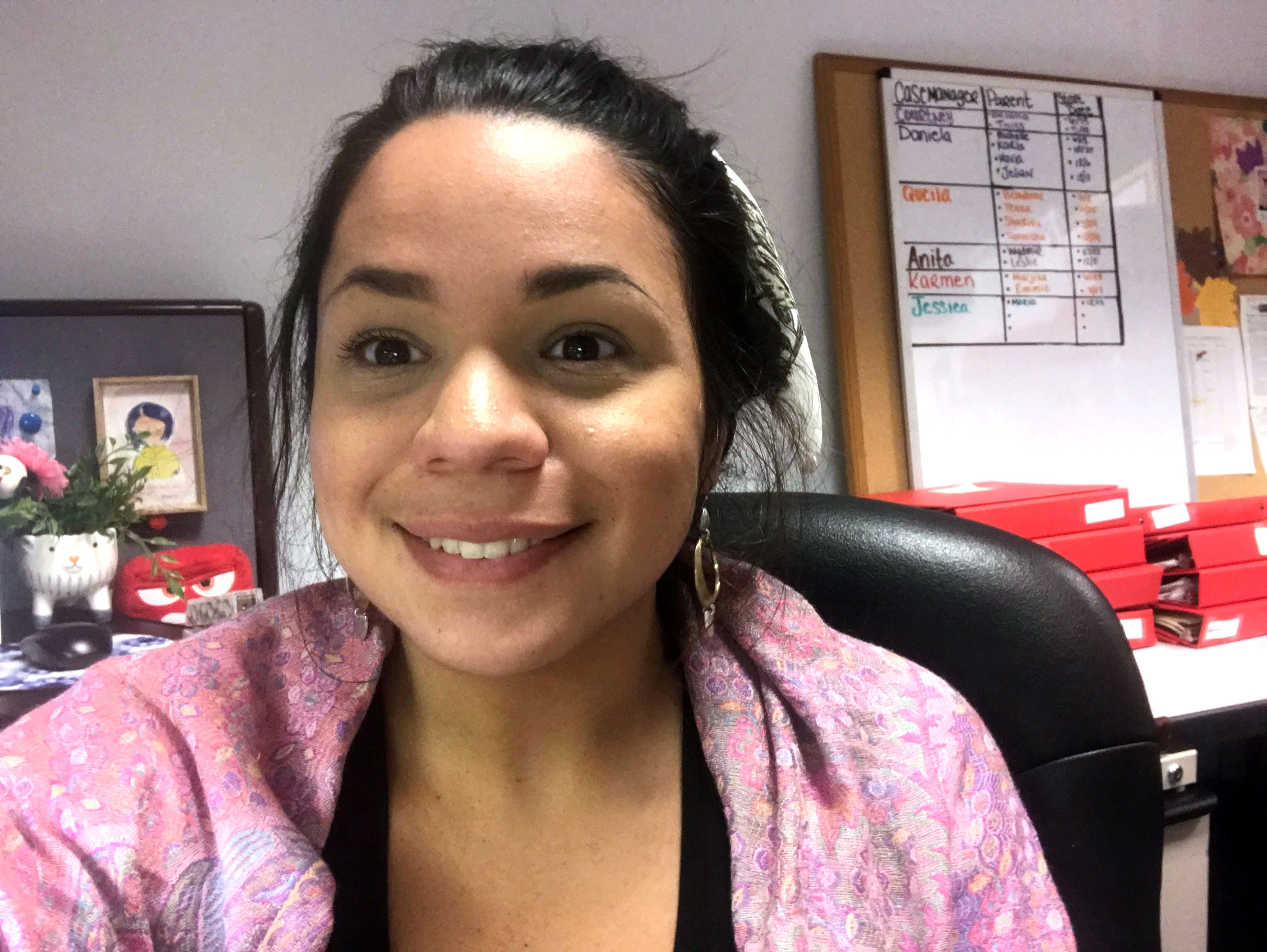 Andrea Ruiz Promoted to Family Support & Stabilization Coordinator
