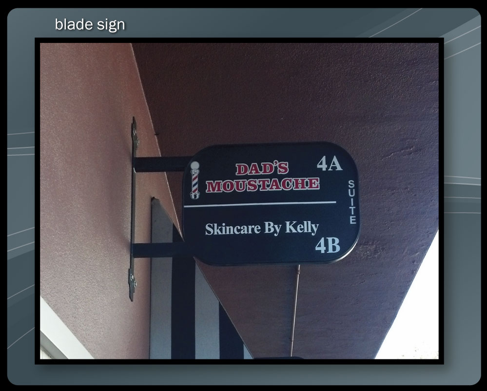 BLADE SIGN