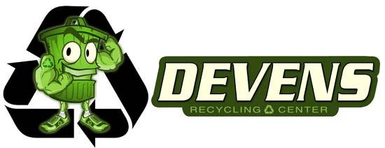Recycling Company Logo