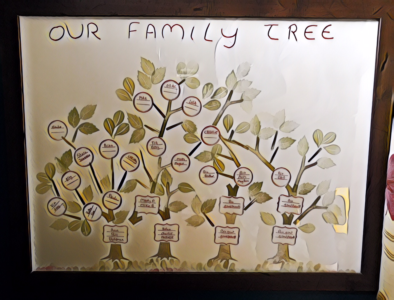 The Family Tree Project